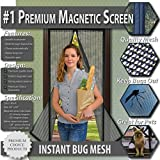 The Premium Choice Products Magnetic Screen Door