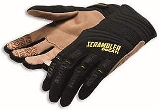 Ducati Scrambler Overland Glove Black & Beige XX-Large