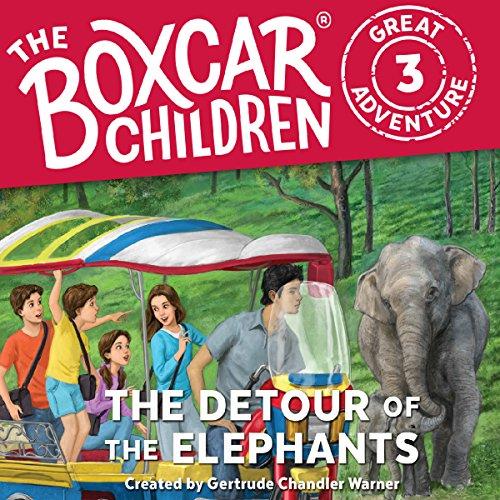 Bargain Audio Book - The Detour of the Elephants
