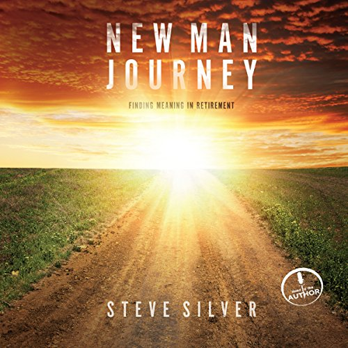 New Man Journey audiobook cover art