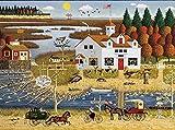 Buffalo Games - Charles Wysocki - Carver Coggins - 1000 Piece Jigsaw Puzzle