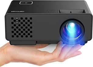 Video Projector -DBPOWER RD810 Portable Mini Projector, 176