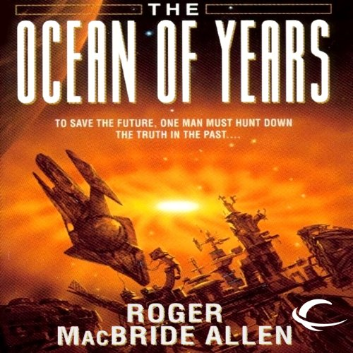 The Ocean of Years audiobook cover art