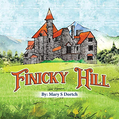 Finicky Hill (English Edition)