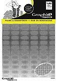 Graph'it Trame Manga A5 - Motif n°5