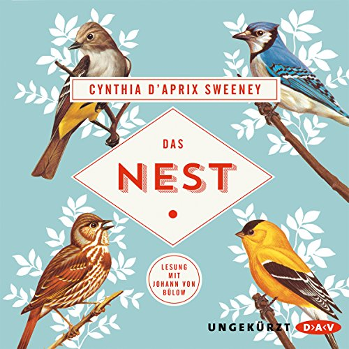 Das Nest audiobook cover art