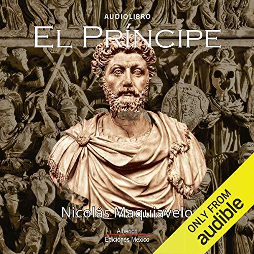 El principe [The Prince] audiobook cover art