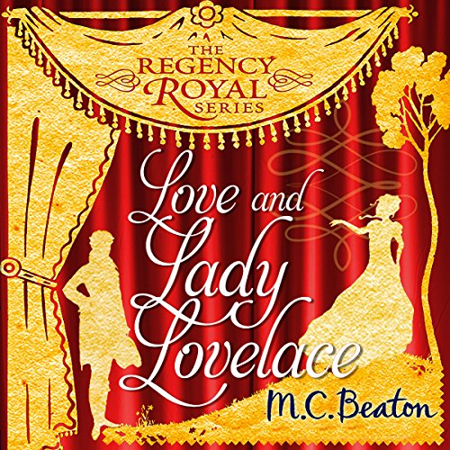 Love and Lady Lovelace audiobook cover art