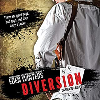 Diversion     Book 1              By:                                                                                                                                 Eden Winters                               Narrated by:                                                                                                                                 Darcy Stark                      Length: 8 hrs and 22 mins     6 ratings     Overall 4.0