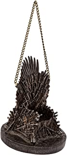 kurt adler game of thrones resin throne ornament
