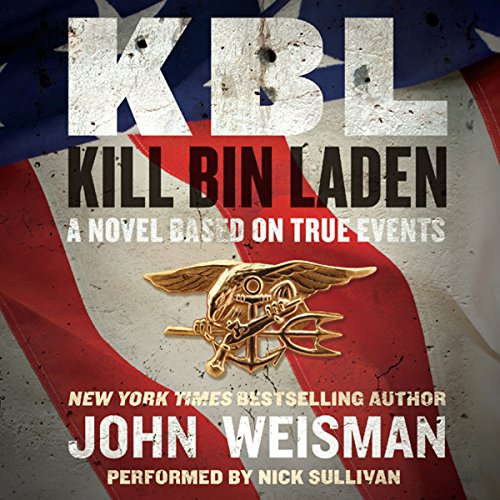 KBL: Kill Bin Laden audiobook cover art