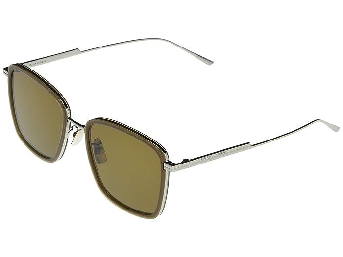 Bottega Veneta  BV1008SK (Brown) Fashion Sunglasses