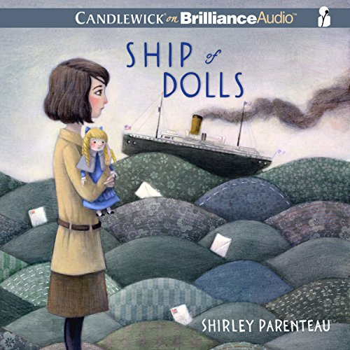 Ship of Dolls audiobook cover art