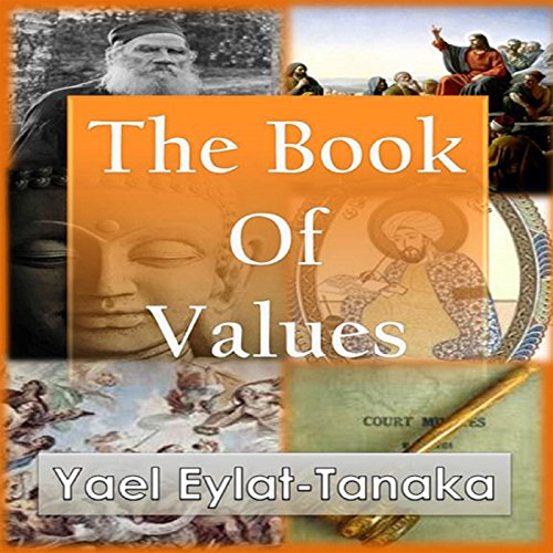 The Book of Values audiobook cover art