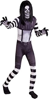 Morphsuits Laughing Jack Scary Urban Legends Halloween Kids Fancy Dress Costume - Medium (Age 8-10)