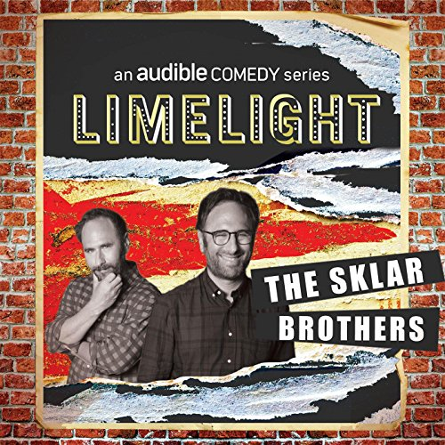 Ep. 4: Failure with the Sklar Brothers audiobook cover art