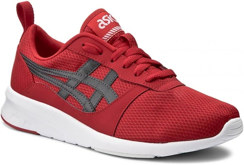 Asics Lyte-Jogger H7G1N-2395 unisex Red shoes Size  10.5 UK