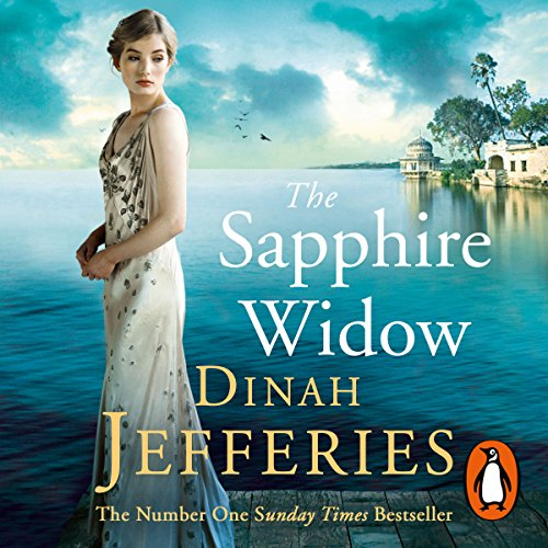 The Sapphire Widow cover art