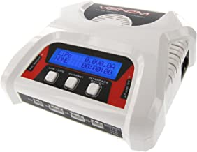 Venom 2-4 Cell AC/DC RC LiPo Dual Battery Balance Charger