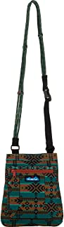 KAVU Keepalong Semi Padded Sling Canvas Rope Crossbody Bag