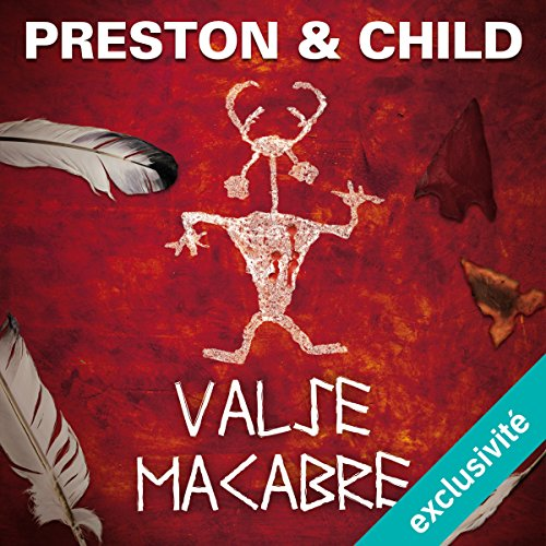 Valse macabre audiobook cover art