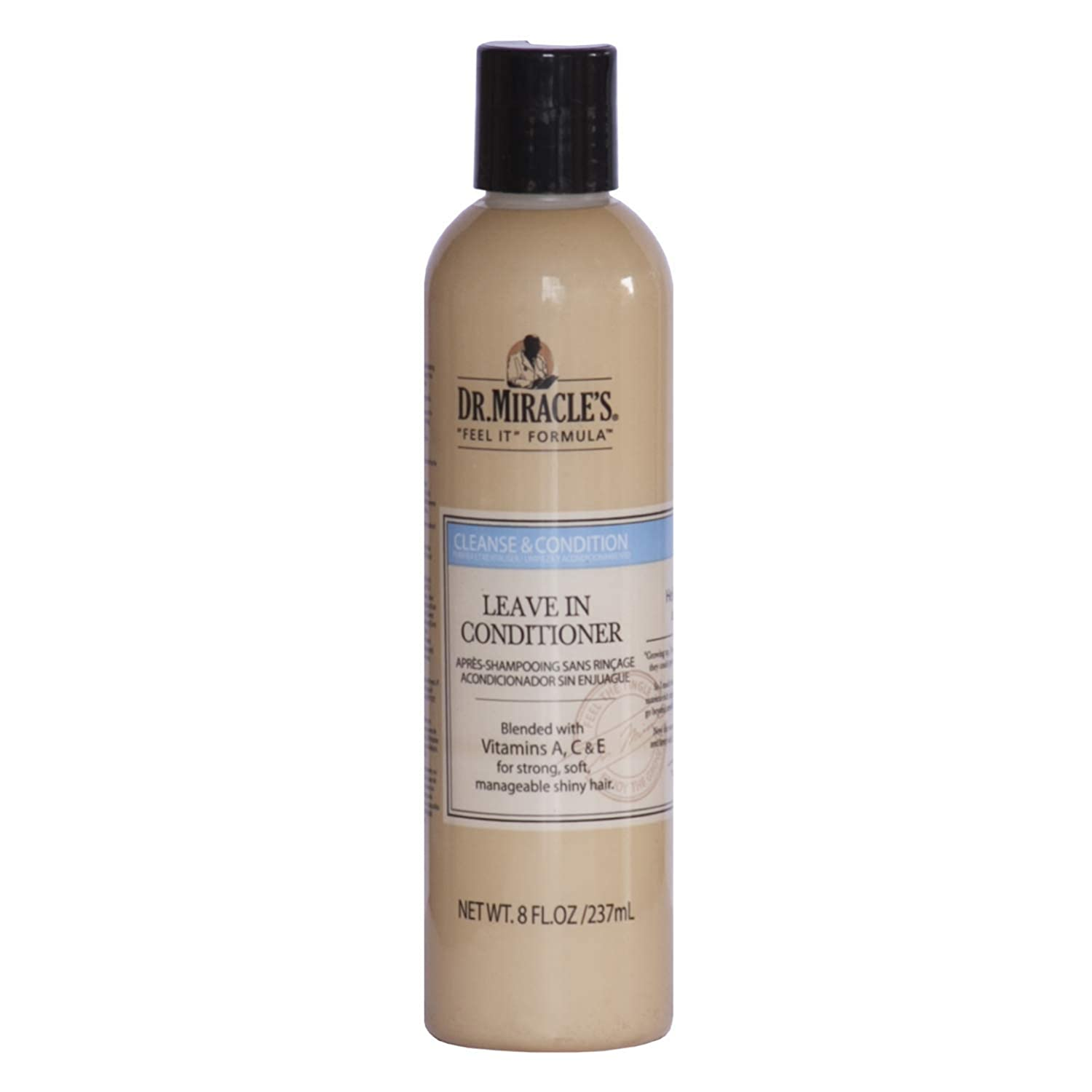 Dr. Miracle's Leave Max 44% OFF In Conditioner Vitamins C A Blended Ranking TOP3 with