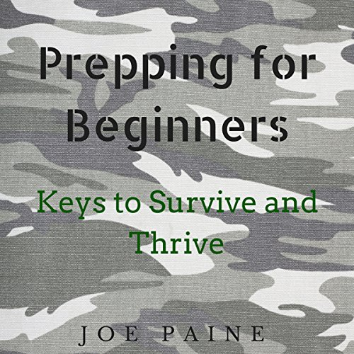 Prepping for Beginners  By  cover art