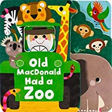 Old Macdonald Had A Zoo (Nursery Mix-Up) by Parragon Books (2015-04-09)