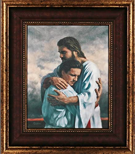 Framed Picture Philadelphia Mall of Jesus Journey's Hegsted Derek End Ranking TOP2 by Wel