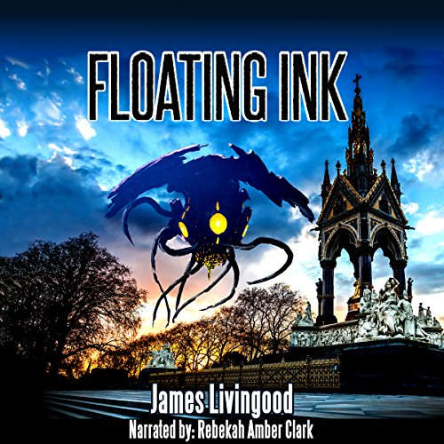Floating Ink audiobook cover art