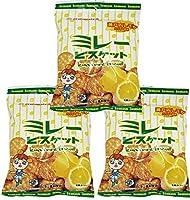 ミレービスケット(レモン風味) 70g×3袋