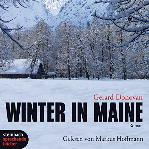 Winter in Maine cover art