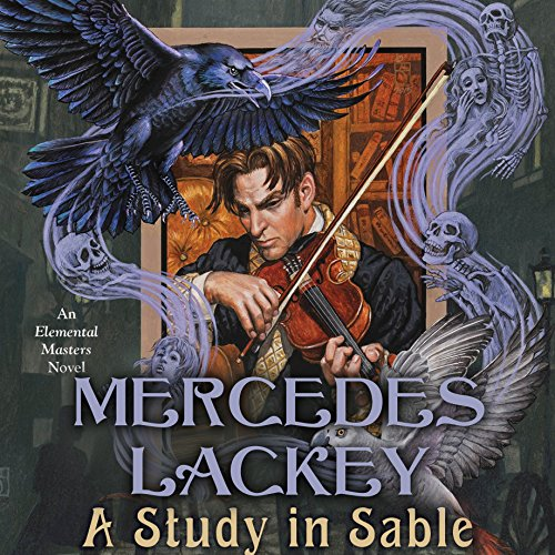 A Study in Sable cover art