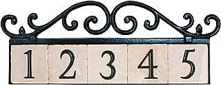 Best decorative address tiles Reviews