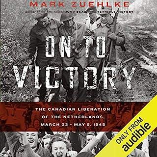 Page de couverture de On to Victory