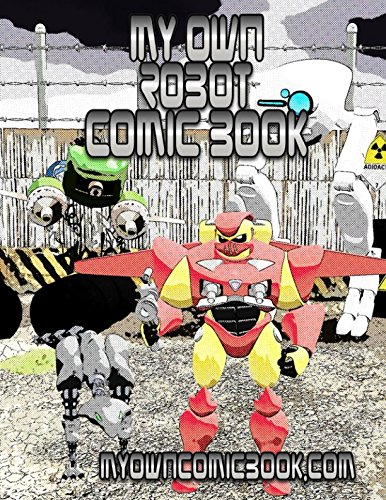 My Own Robot Comic Book
