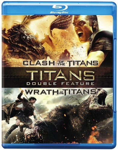 Titans (Clash of the Titans / Wrath of the Titans) (Double Feature) [Blu-ray]