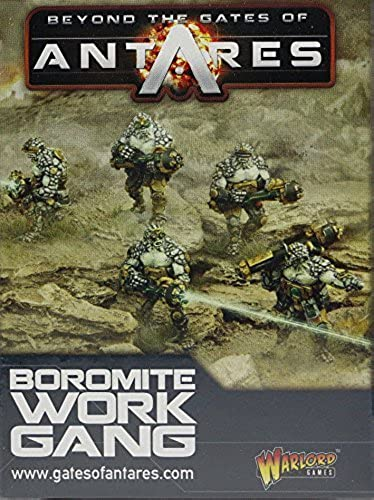 BGoldmite Work Gang by Warlord Games
