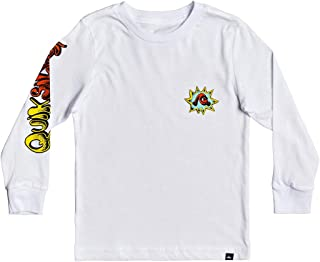 Quiksilver Boys' Little Splash Soul Long Sleeve Tee