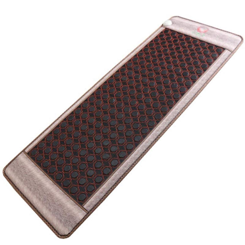 マッサージマットレス 電気世帯ボディ暖房のマッサージのマットレスの携帯用多機能ボディマッサージのマットレス (色 : Picture, サイズ : 70x190cm)