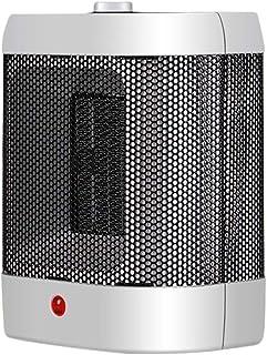 GXDHOME Calefactores Mini Calentador de Ventilador eléctrico, radiador portátil de 3 Segundos de PTC con calefacción en el hogar (220V, 500W)