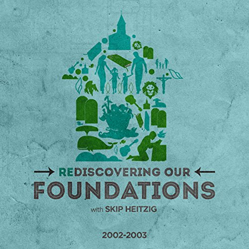 Rediscovering Our Foundations audiobook cover art