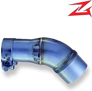 [YAMAHA] YZF-R25/R3 MT-25/03 JBK-RG10 EBL-RH07J 2BL-RH13 2BK-RG43 純正エキパイ用 スリップオンアダプター 50.8mm(外径)