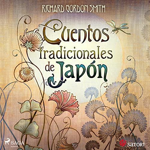 Diseño de la portada del título Cuentos tradicionales de Japón