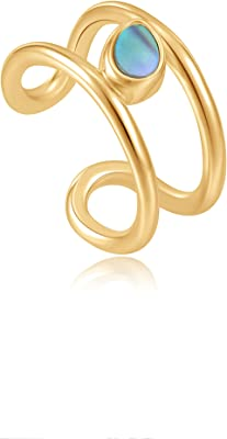 Mono orecchino donna Ania Haie Turning Tides trendy cod. E027-02G