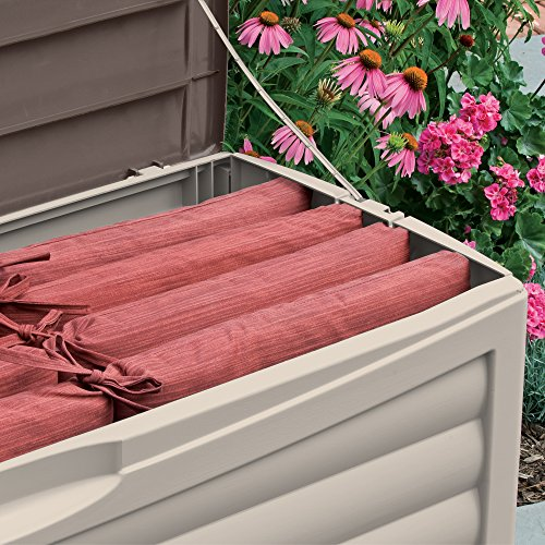 Suncast 103 Gallon Deck Box Review DB10300