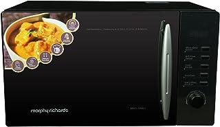 Morphy Richards 20 L Grill Microwave Oven (20MBG, Black)