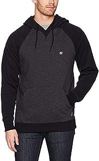 BILLABONG Young Men's Classic Pull Over Fleece Sweater