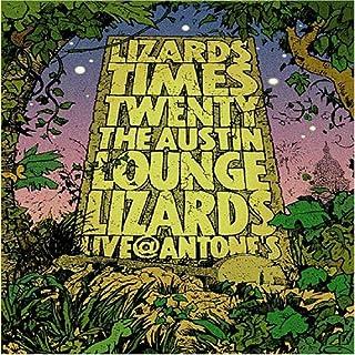Lizards Times Twenty: Live at Antone's [DVD] [Import]