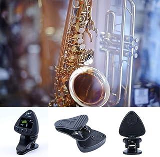 Studyset ENO ET3000W afinador de flauta para instrumentos de viento, compatible con micrófonos y modos